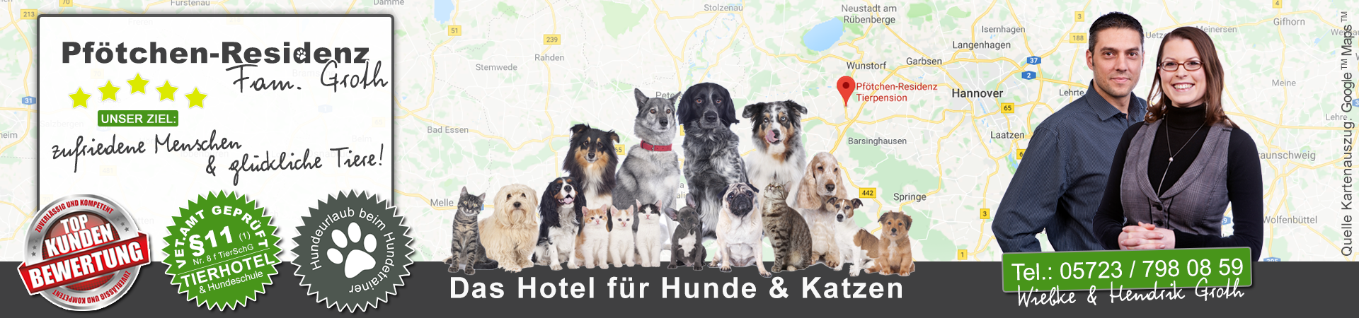 hundepension hannover header